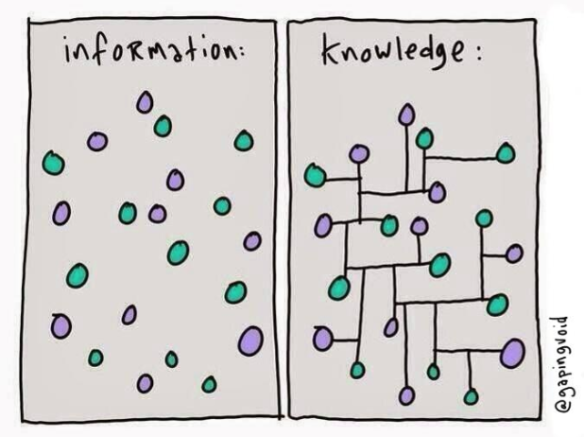 information-vs-knowledge